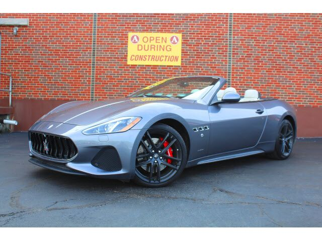 2018 Maserati GranTurismo Sport Merriam KS
