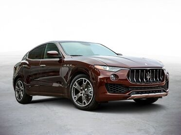 2018_Maserati_Levante_Base_ Chicago IL