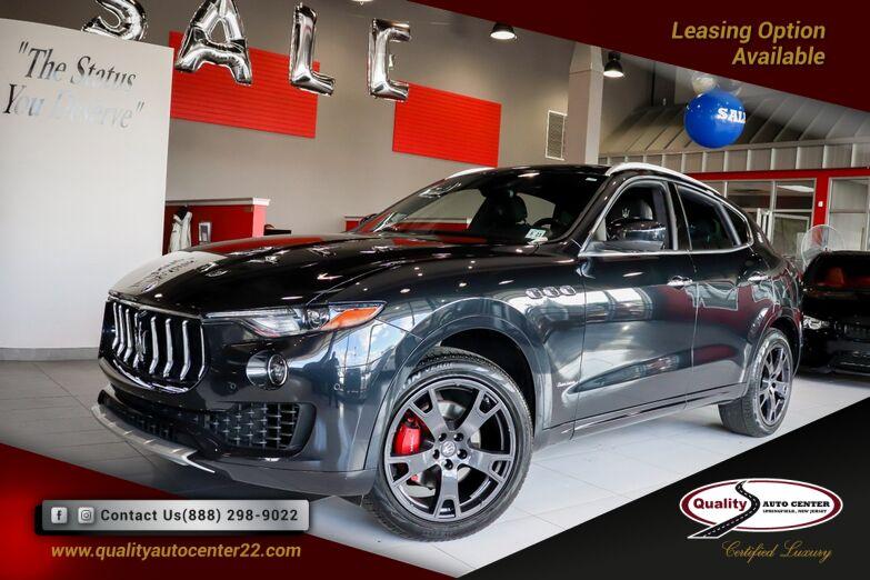 2018 Maserati Levante GranLusso Springfield NJ