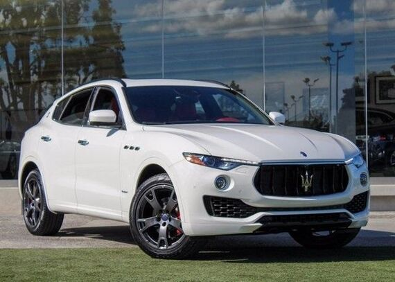 2018_Maserati_Levante GranSport__ Westlake Village CA