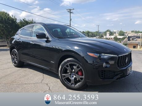 2018 Maserati Levante GranSport Greenville SC