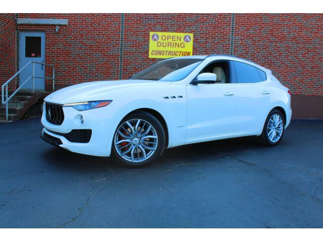 2018 Maserati Levante GranSport Merriam KS
