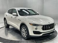 Maserati Levante NAV,CAM,HTD STS,PARK ASST,BLIND SPOT 2018