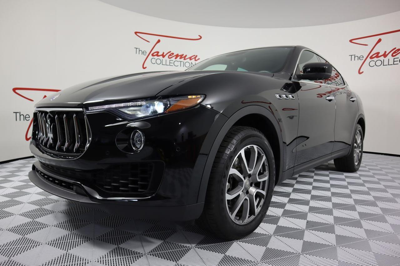 2018 Maserati Levante Sport Utility 4D Hollywood FL