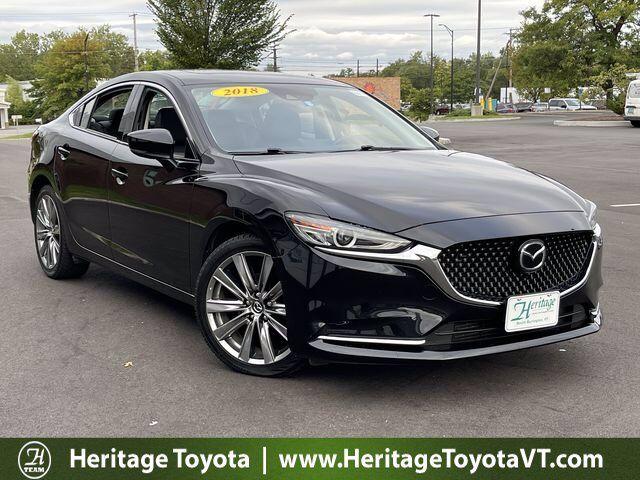 2018 Mazda 6 Grand Touring Reserve South Burlington VT