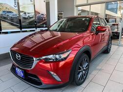 2018 Mazda CX-3 AWD Touring