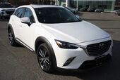 2018 Mazda CX-3 GT One owner, No accident.Bluetooth, Power options,Navigation,Fu