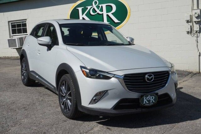 2018 Mazda CX-3 Grand Touring Auburn ME