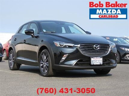 2018_Mazda_CX-3_Grand Touring_ Carlsbad CA