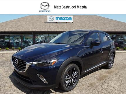 2018_Mazda_CX-3_Grand Touring_ Dayton OH