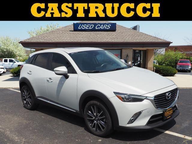 2018 Mazda CX-3 Grand Touring Dayton OH