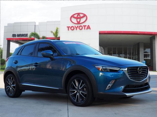 2018 Mazda CX-3 Grand Touring Delray Beach FL