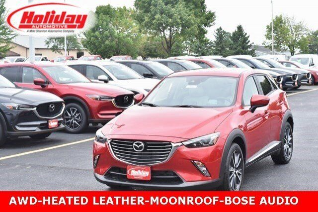 2018 Mazda CX-3 Grand Touring Fond du Lac WI