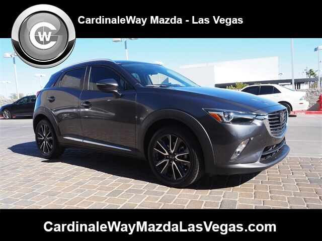 2018 Mazda CX-3 Grand Touring Las Vegas NV