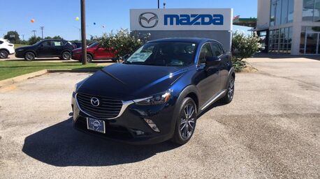 2018_Mazda_CX-3_Grand Touring_ Longview TX