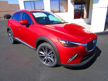 2018_Mazda_CX-3_Grand Touring_ Prescott AZ