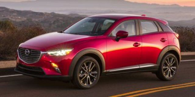 2018_Mazda_CX-3_Grand Touring_ Fond du Lac WI