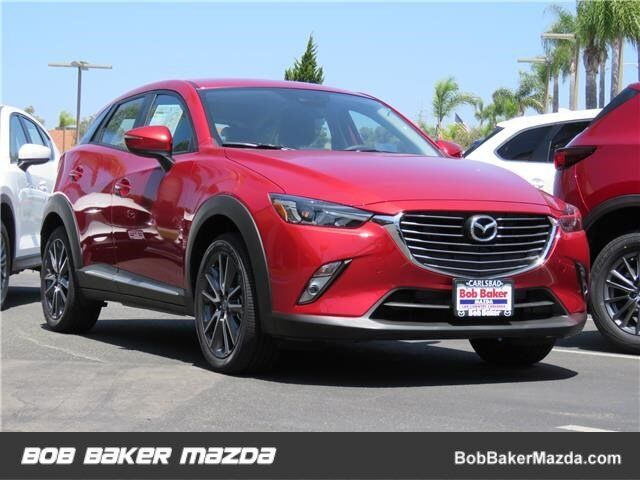 2018 Mazda CX-3 Grand Touring Carlsbad CA