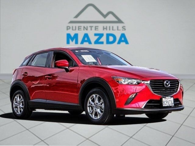 2018 Mazda CX-3 Sport City of Industry CA