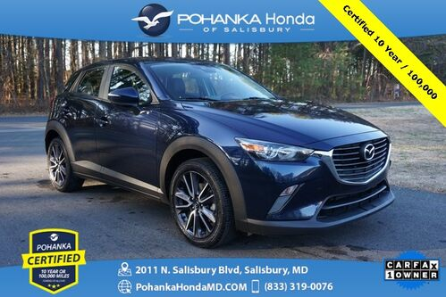 2018_Mazda_CX-3_Touring ** Pohanka Certified 10 Year / 100,000  **_ Salisbury MD
