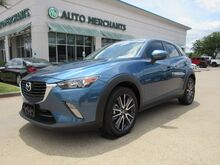 2018_Mazda_CX-3_Touring FWD,Leather,Back-Up Camera,Keyless Start,Blind Spot Monitor,Bluetooth Connection_ Plano TX