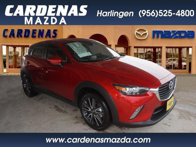 2018 Mazda CX-3 Touring Harlingen TX