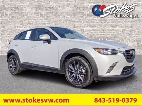 2018_Mazda_CX-3_Touring_ Aiken SC