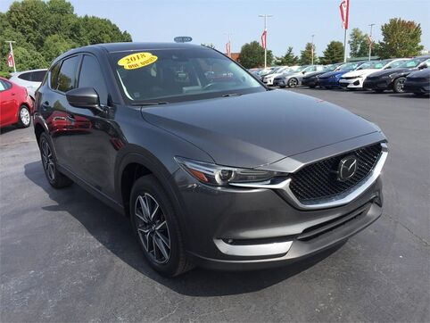 2018_Mazda_CX-5_GRAND TOURING AWD_ Evansville IN