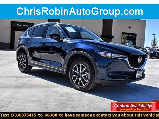 2018 Mazda CX-5 GRAND TOURING AWD Midland TX