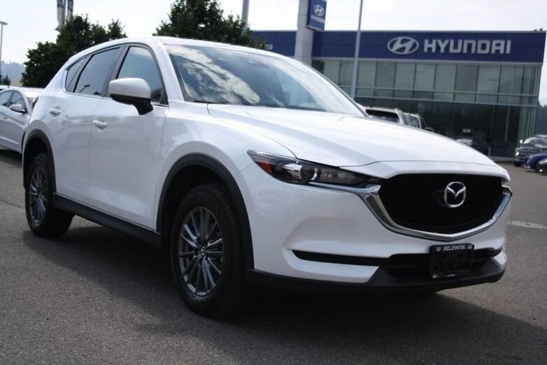 2018 Mazda CX-5 GS One owner, No accident Kelowna BC
