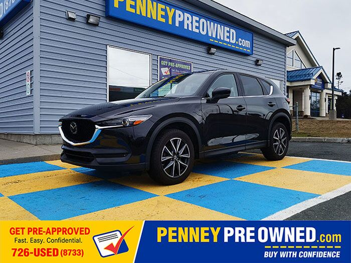 2018 Mazda CX-5 GT Mount Pearl NL