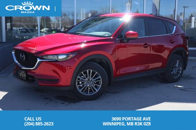 2018 Mazda CX-5 GX Auto AWD Winnipeg MB