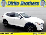 2018 Mazda CX-5 Grand Touring AWD 50875A Grand Touring