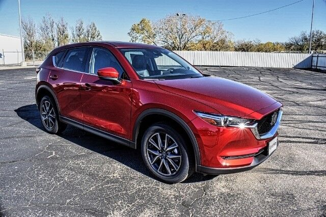 2018 Mazda CX-5 Grand Touring Amarillo TX