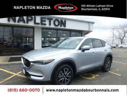 2018_Mazda_CX-5_Grand Touring_ Bourbonnais IL