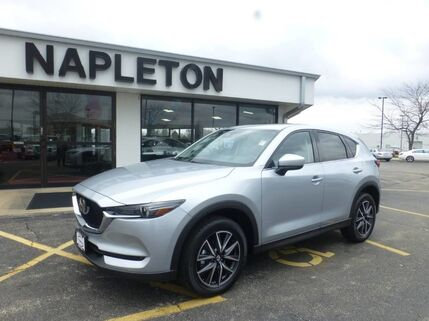 2018_Mazda_CX-5_Grand Touring_ Bourbonnais IL