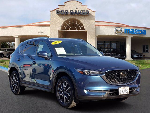 2018 Mazda CX-5 Grand Touring Carlsbad CA