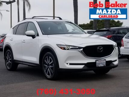 2018_Mazda_CX-5_Grand Touring_ Carlsbad CA