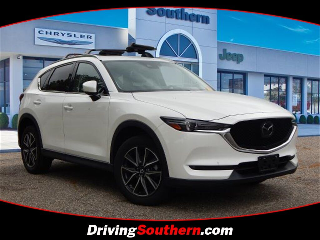 2018 Mazda CX-5 Grand Touring Chesapeake VA