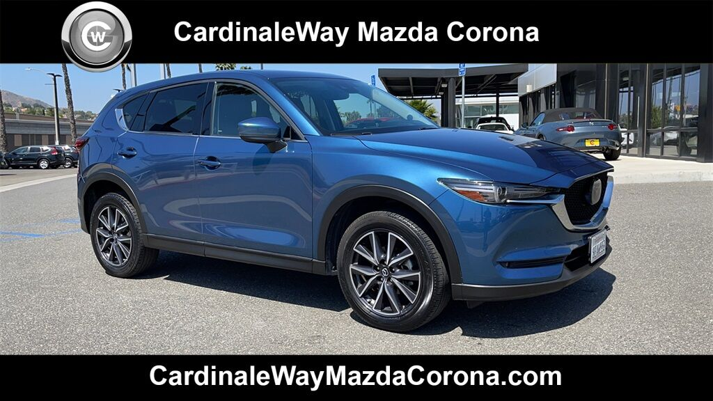 2018 Mazda CX-5 Grand Touring Corona CA