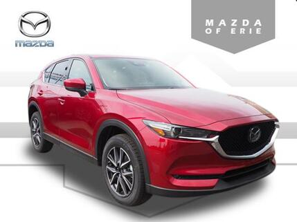 2018_Mazda_CX-5_Grand Touring_ Erie PA