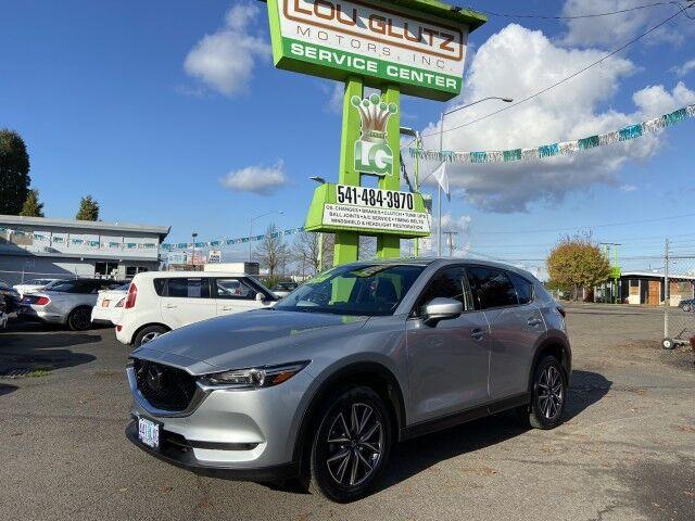 2018 Mazda CX-5 Grand Touring Eugene OR