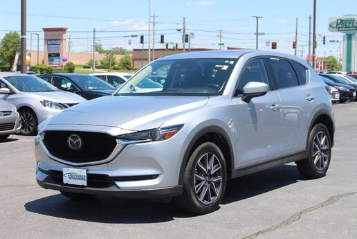 2018 Mazda CX-5 Grand Touring Fort Wayne Auburn and Kendallville IN