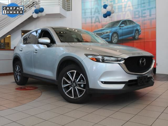 2018 Mazda CX-5 Grand Touring Downtown LA CA
