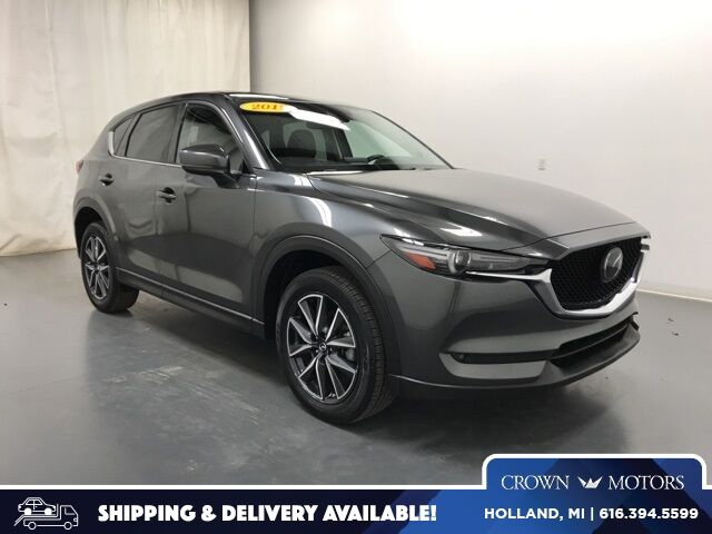 2018 Mazda CX-5 Grand Touring Holland MI