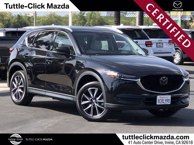 2018 Mazda CX-5 Grand Touring Irvine CA