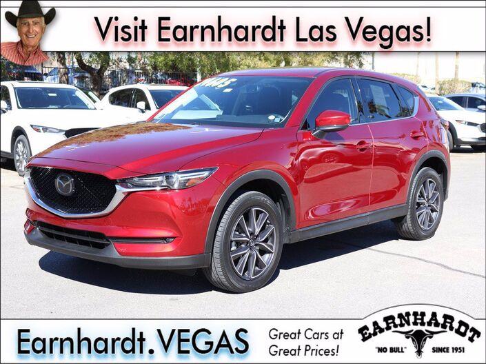 2018 Mazda CX-5 Grand Touring Las Vegas NV
