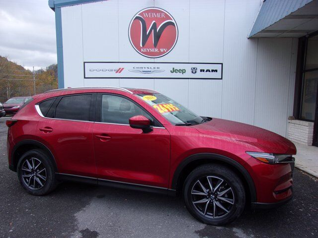 2018 Mazda CX-5 Grand Touring Morgantown WV