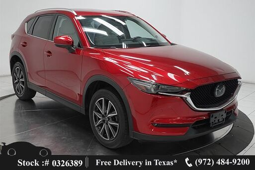 2018_Mazda_CX-5_Grand Touring NAV,CAM,SUNROOF,HTD STS,BLIND SPOT_ Plano TX
