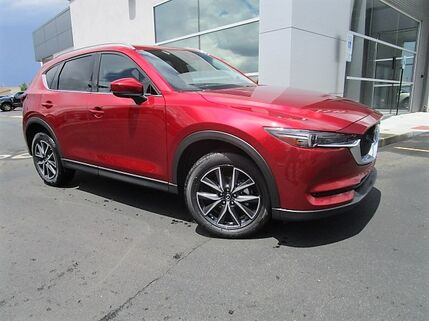 2018_Mazda_CX-5_Grand Touring_ Prescott AZ